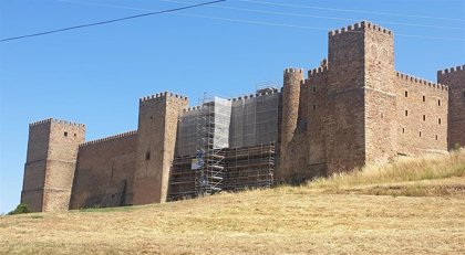 Turespaña inicia la restauración del castillo parador de Sigüenza y la celda de Doña Blanca
