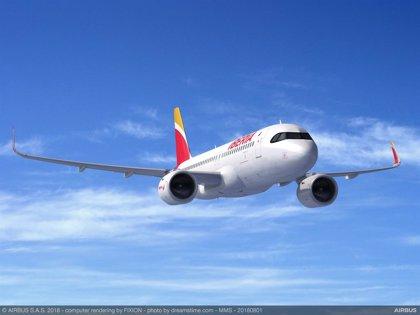 El Grupo Iberia ofrece vuelos regulares a 55 destinos de España y Europa en agosto