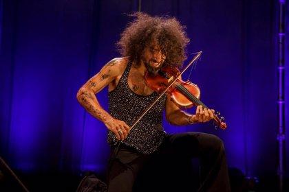 Ara Malikian actuará el 19 de septiembre en 'Rioja en Vivo', un festival que contará también con Amaral y Pablo López
