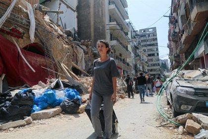 Líbano.- Aumentan a 154 los fallecidos por la gran explosión del puerto de Beirut
