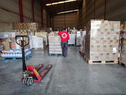 """Cruz Roja Almería dice que los """"mecanismos de control han funcionado"""" y defiende su labor tras detención de empleado"""