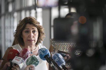 """Susana Díaz censura la """"gestión caótica y dejadez"""" del Gobierno andaluz ante los rebrotes por Covid"""