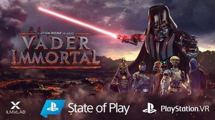 Vader Immortal: A Star Wars VR Series llegará a PlayStation VR el 25 de agosto