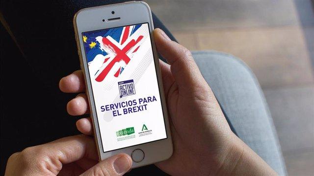 Servicio de Extenda-Agencia Andaluza de Promoción Exterior, frente al Brexit.