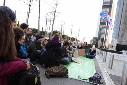 Juventud por el Clima quiere lograr un millón de firmas pedir al PE la neutralidad climática en 2035