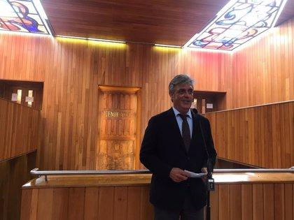 """Puy (PPdeG) destaca el momento """"difícil"""" por la crisis sanitaria y hace votos por que el Parlamento """"esté a la altura"""""""