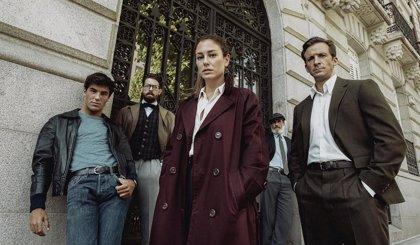 Blanca Suárez, a la caza de nazis en Jaguar, nueva serie de Netflix que arranca su rodaje