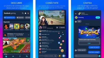 Facebook Gaming se lanza para iOS tras 4 meses de rechazos y sin la función de jugar a videojuegos