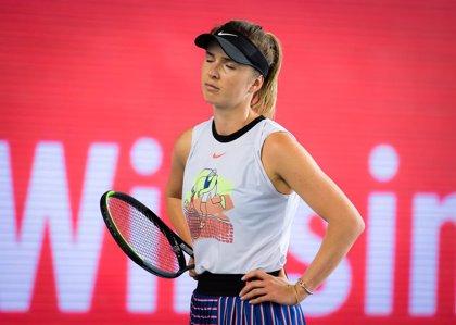 Svitolina y Kiki Bertens también se dan de baja del US Open
