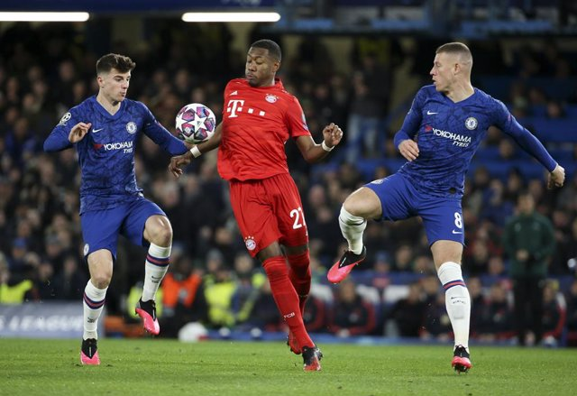 Fútbol/Champions.- Previa del Bayern Múnich - Chelsea