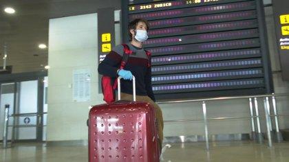 Comunidad Valenciana y Sanidad colaboran para localizar sospechosos en pasajeros de vuelos internacionales