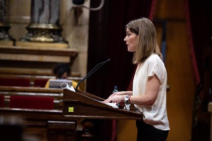 Casa Real.- Los comuns piden al Parlament que se decida la forma política del Estado con un referéndum