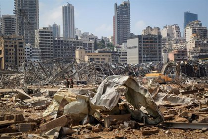 """La oficina de Bachelet pide una investigación """"imparcial, independiente y transparente"""" sobre las explosiones en Beirut"""