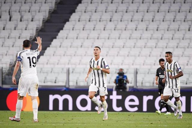 Fútbol/Champions.- Crónica del Juventus - Olympique de Lyon, 2-1