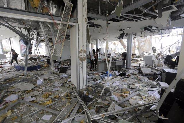 Líbano.- La ONU libera otros 5,1 millones de euros para apoyar la respuesta tras