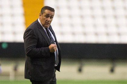 """Sandoval: """"No era penalti, pero desde Madrid le han dicho que lo pitara"""""""