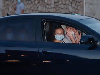 Los Reyes y sus hijas llegan a Mallorca para enfrentarse a su peor verano