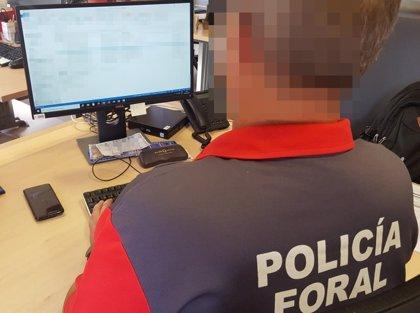 La Policía Foral atiende 62 denuncias por desaparición de personas en los primeros siete meses de 2020