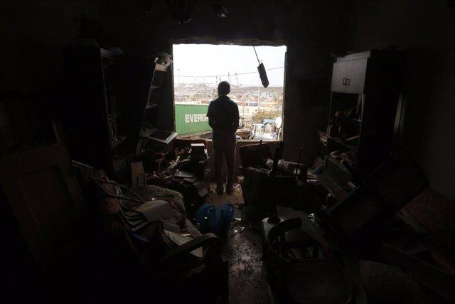 Líbano.- Francia celebrará este domingo una videoconferencia de ayuda internacio