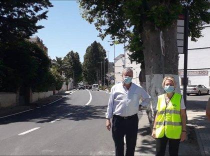 La Junta invierte 2,1 millones de euros para seguridad vial y conservación de carreteras en Almería
