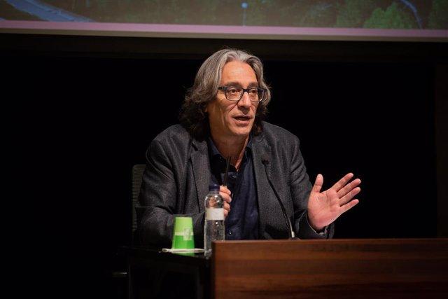 El regidor de Turisme i Indústries Creatives de Barcelona, Xavier Marcé