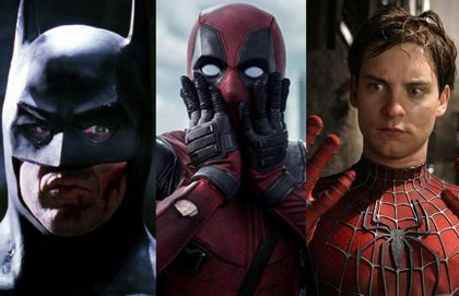 12 vergonzosos errores en películas de superhéroes
