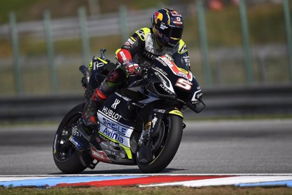 Zarco destrona a Quartararo y saldrá desde la pole en MotoGP