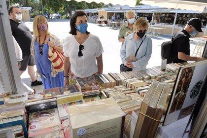Regresa la Feria del Libro Viejo con 15 librerías, varias propuestas y medidas frente al COVID-19