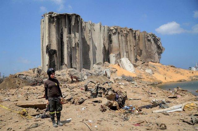 Líbano.- Las autoridades elevan a 158 los fallecidos y a más de 6.000 los herido