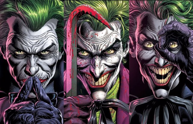 'Batman: Tres Jokers' (Three Jokers)