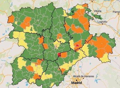 CyL contabiliza 42 zonas básicas de salud en riesgo de confinamiento
