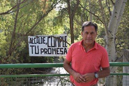 """El PP lamenta """"la nueva tomadura de pelo del alcalde"""" con el paraje natural de Los Cañones"""