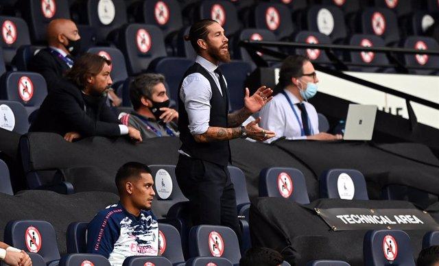 """Fútbol.- Sergio Ramos: """"El sabor es agridulce, hay que dar mérito a la Liga"""""""