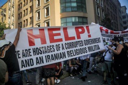 La Embajada de Estados Unidos en Líbano expresa abiertamente su respaldo a los manifestantes