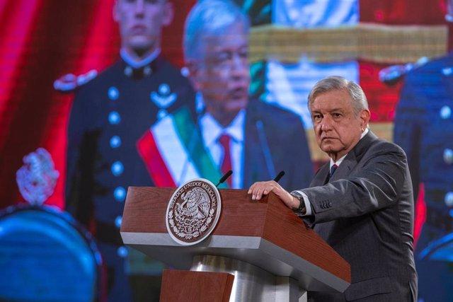 México.- López Obrador cree que México superar la crisis económica para final de