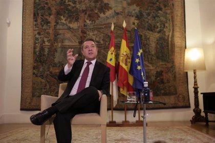 """Page: """"La presencia de Urkullu en La Rioja evidenció que la Generalitat está en otro planeta"""""""