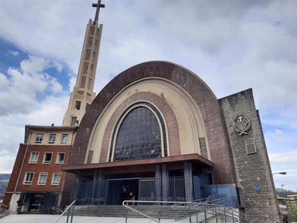 Cerrada temporalmente la Iglesia de San Felicísimo, en Bilbao, tras el positivo de un religioso
