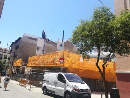 El Real Cinema de Ópera va desapareciendo del urbanismo madrileño para ser reemplazado por un hotel de lujo