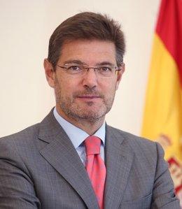 El exministro de Justicia y actual presidente del recién creado Centro Español de Mediación, Rafael Catalá