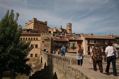 """El sector turístico de la Comarca del Matarraña (Teruel), """"satisfecho"""" con la afluencia de visitantes"""