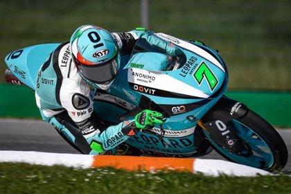 Foggia y Bastianini ganan en Brno y Arenas afianza su liderato en Moto3
