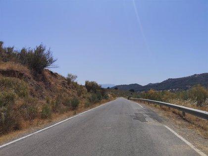 El arreglo de la carretera que une Ardales con El Burgo y Casarabonela se hará con pavimento que reduce nivel de ruido