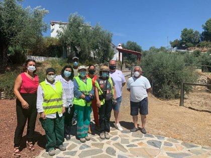 El PFEA crea 2.100 jornales en Benitagla, Tahal y Alcudia de Monteagud, en Almería