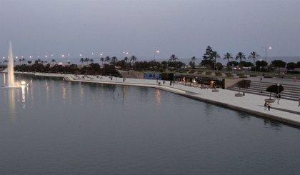 Tres detenidos por un robo con violencia a un turista en el Parc de la Mar