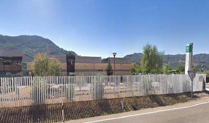 Rescatada una joven herida en la zona de la Cerrada del Utrero en la Sierra de Cazorla (Jaén)