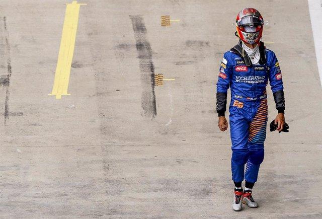 """Fórmula 1/GP 70º Aniversario.- Carlos Sainz: """"Otra carrera que se tiran los punt"""