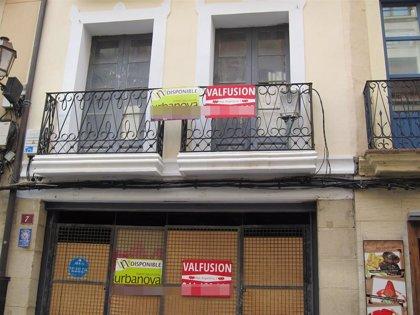 El precio de la vivienda de segunda mano baja un 0,1% en La Rioja en julio