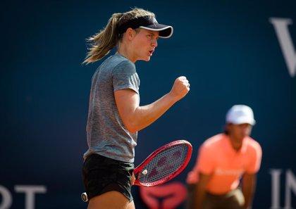 La francesa Fiona Ferro conquista el regreso de la WTA en Palermo