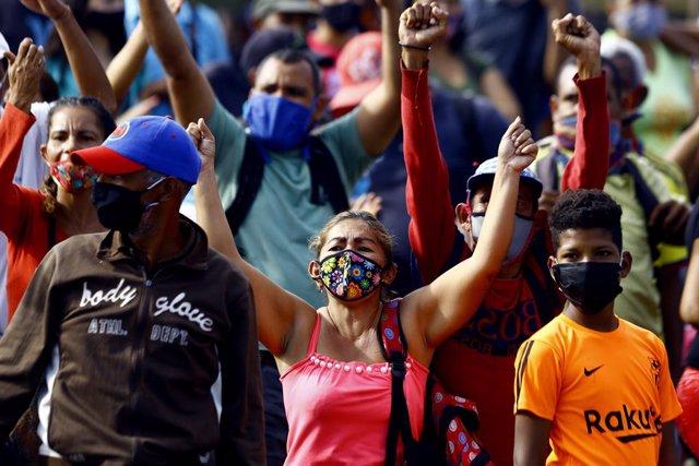 Coronavirus.- Maduro amplia por 30 días más el estado de emergencia en Venezuela