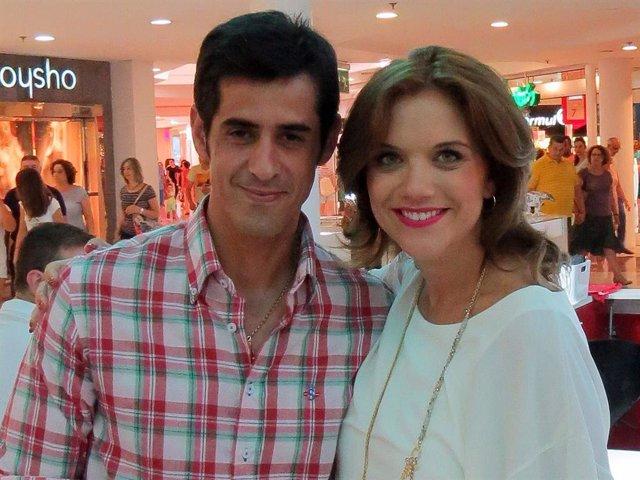 Imagen de archivo de Víctor Janeiro y Beatriz Trapote